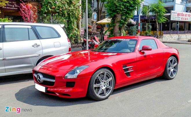 Mercedes-AMG sap san xuat sieu xe canh tranh Ferrari hinh anh 2