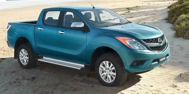 Mazda BT-50 va Ford Ranger: Mau ban tai nao dang chon? hinh anh 7