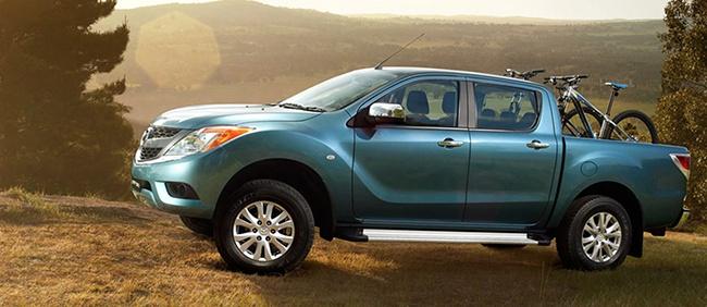 Mazda BT-50 va Ford Ranger: Mau ban tai nao dang chon? hinh anh 5