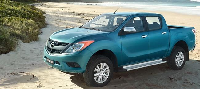 Mazda BT-50 va Ford Ranger: Mau ban tai nao dang chon? hinh anh 1