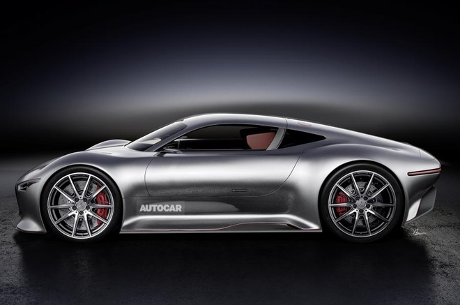 Mercedes-AMG sap san xuat sieu xe canh tranh Ferrari hinh anh