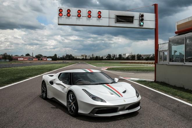 Ferrari che tao xe doc cho ty phu an danh hinh anh 3
