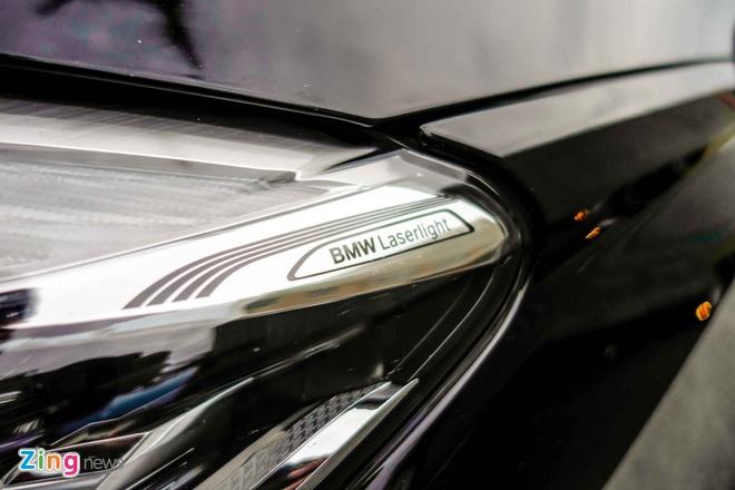 gia BMW 750Li den laser tai Viet Nam anh 2