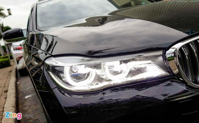gia BMW 750Li den laser tai Viet Nam anh 3
