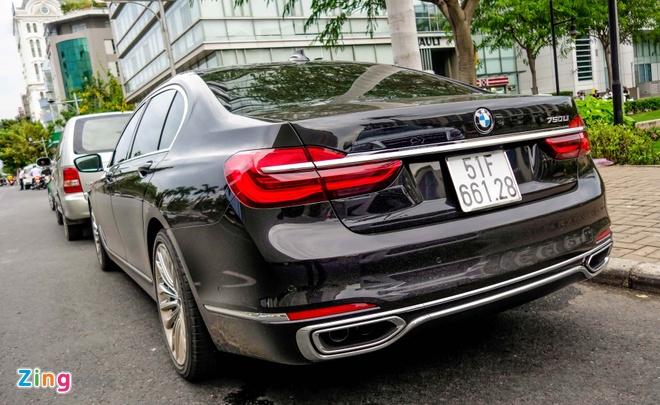 gia BMW 750Li den laser tai Viet Nam anh 6