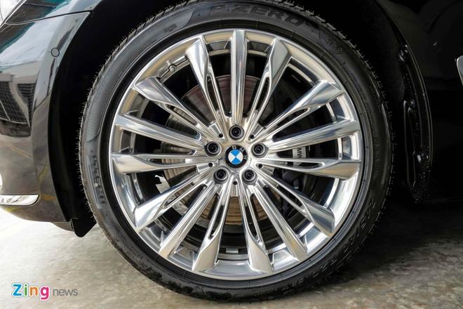 gia BMW 750Li den laser tai Viet Nam anh 7