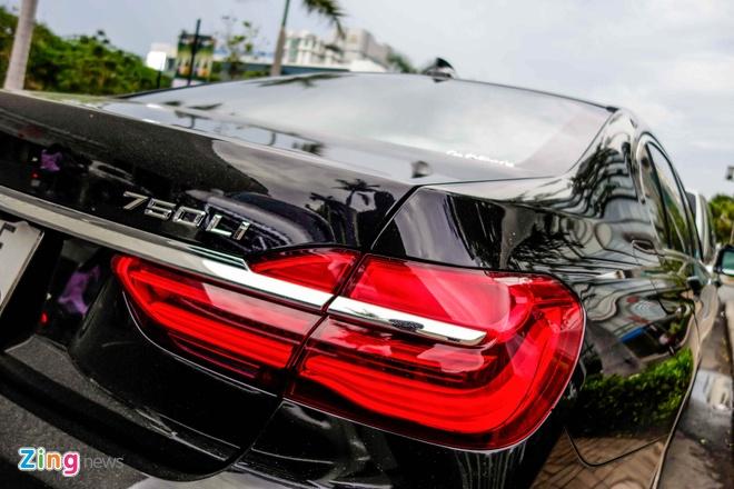 gia BMW 750Li den laser tai Viet Nam anh 5