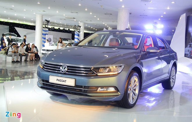 Volkswagen tu to chuc trien lam tai TP HCM hinh anh 2
