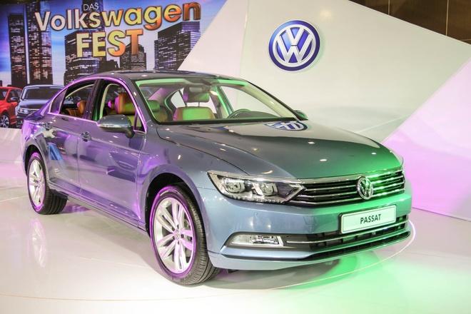 Chi tiet Volkswagen Passat 2016 gia tu 1,45 ty tai Viet Nam hinh anh