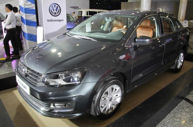 Xe Duc gia mem Volkswagen Polo tai Viet Nam hinh anh