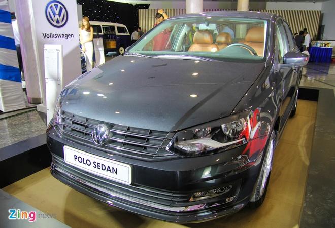 xe hoi Duc Volkswagen Polo o Viet Nam anh 1
