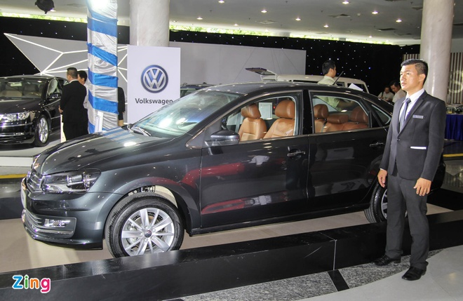 Xe Duc gia mem Volkswagen Polo tai Viet Nam hinh anh 2