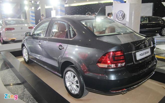 Xe Duc gia mem Volkswagen Polo tai Viet Nam hinh anh 3