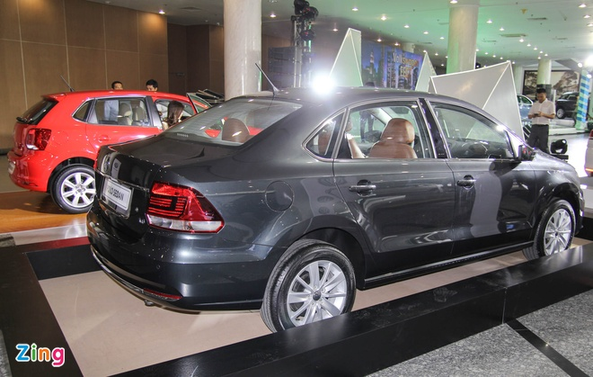 Xe Duc gia mem Volkswagen Polo tai Viet Nam hinh anh 5