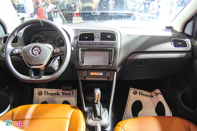xe hoi Duc Volkswagen Polo o Viet Nam anh 8