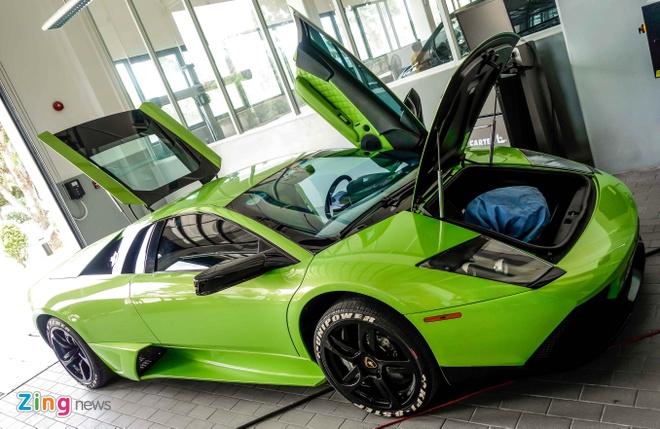 Sua chua sieu xe Lamborghini o Viet Nam anh 5
