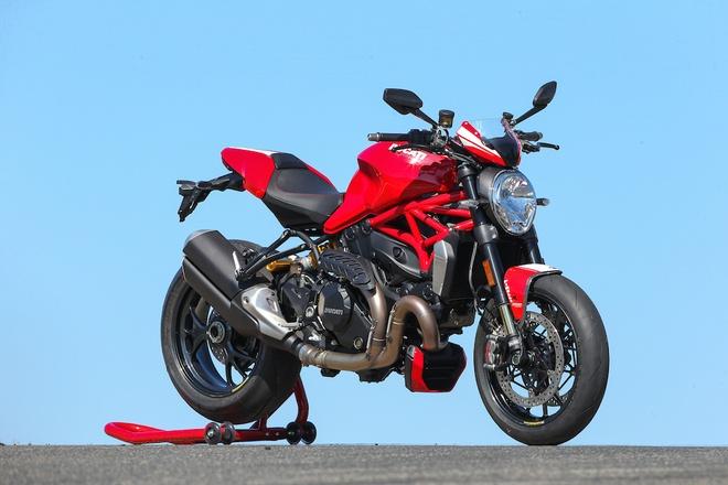 Nakedbike manh nhat cua Ducati sap den Viet Nam hinh anh 1