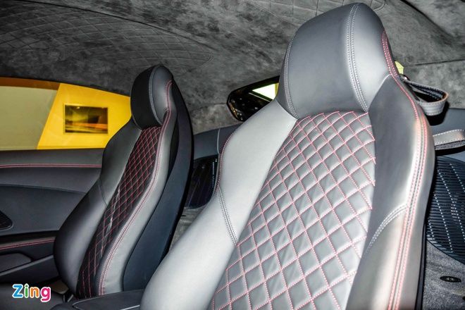 Chi tiet Audi R8 V10 Plus 2016 dau tien tai Viet Nam hinh anh 13
