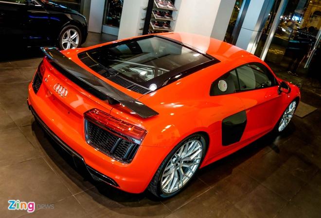 Chi tiet Audi R8 V10 Plus 2016 dau tien tai Viet Nam hinh anh 15