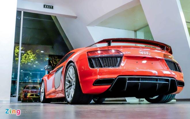 Chi tiet Audi R8 V10 Plus 2016 dau tien tai Viet Nam hinh anh 2