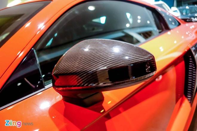 Chi tiet Audi R8 V10 Plus 2016 dau tien tai Viet Nam hinh anh 7