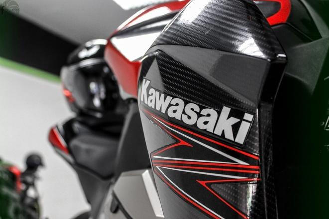 Kawasaki Z800 do phong cach ham ho o Sai Gon hinh anh 5