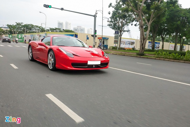 Ferrari 458 Italia tai xuat sau tai nan o Sai Gon hinh anh 4