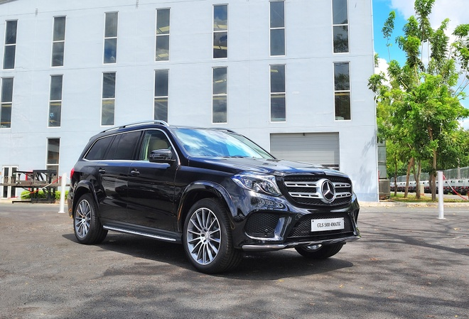 Chi tiet Mercedes GLS 500 gia hon 6 ty tai Viet Nam hinh anh 11