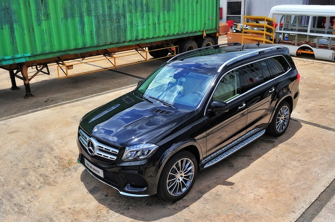 Chi tiet Mercedes GLS 500 gia hon 6 ty tai Viet Nam hinh anh 3