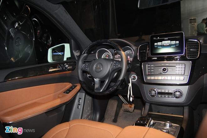 Mercedes GLS ra mat tai Viet Nam anh 5