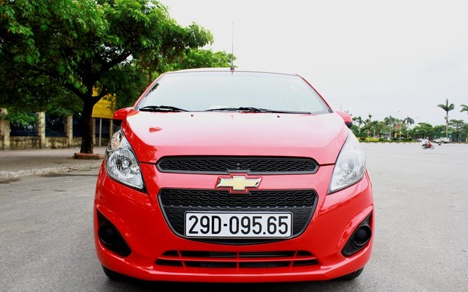 Chevrolet Spark Duo 2016 anh 2