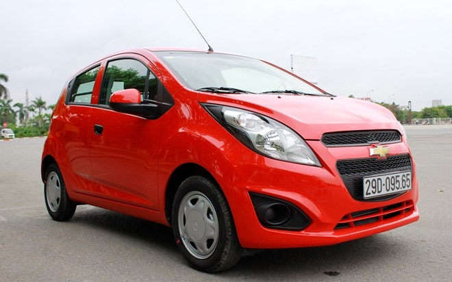 Chevrolet Spark Duo 2016 anh 1