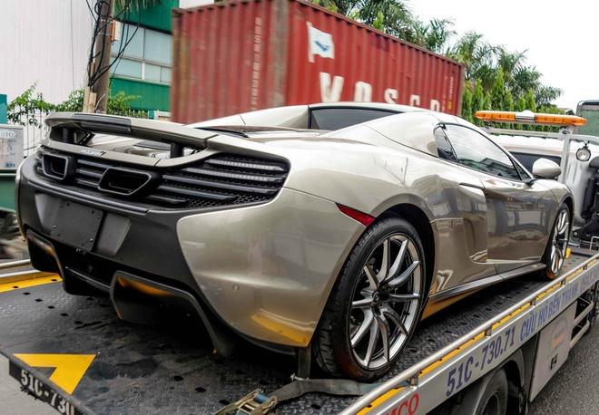 Sieu xe McLaren 650S ban gioi han 50 chiec ve Viet Nam hinh anh