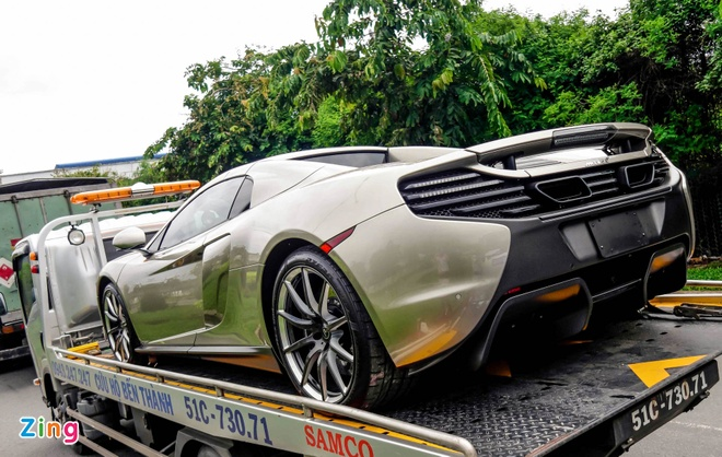Sieu xe McLaren 650S ban gioi han 50 chiec ve Viet Nam hinh anh 3