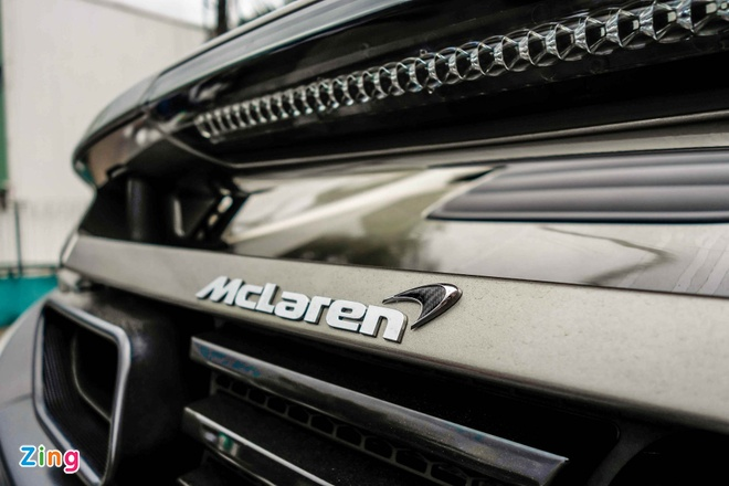 Sieu xe McLaren 650S ban gioi han 50 chiec ve Viet Nam hinh anh 6