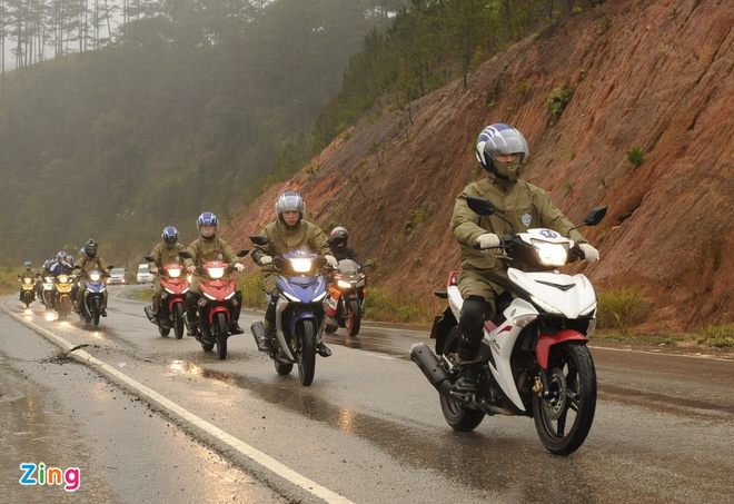 Honda Winner khoi mao cuoc chien con tay 150cc tai Viet Nam hinh anh 2