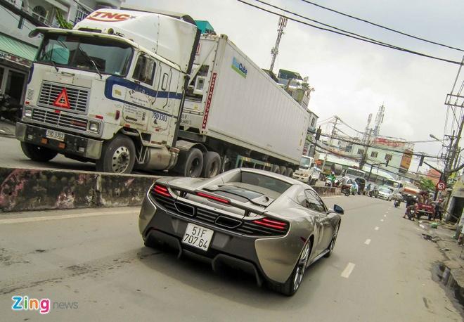 Chi tiet McLaren 650S Spider MSO ban gioi han o Sai Gon hinh anh 5