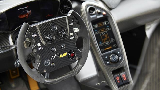 McLaren P1 LM ban gioi han gia 4,1 trieu USD hinh anh 2