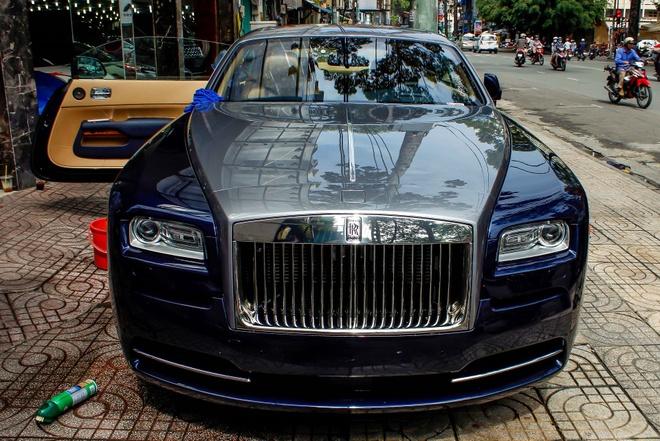 Chi tiet Rolls-Royce Wraith thieu gia Phan Thanh moi tau hinh anh