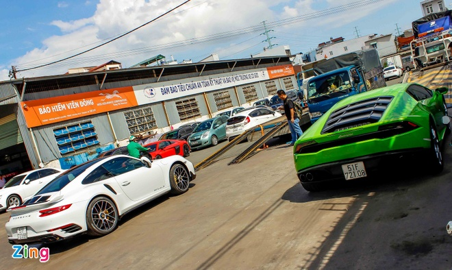 Sieu xe Porsche 911 Turbo S thu 2 ve Viet Nam gia 14,5 ty hinh anh 8