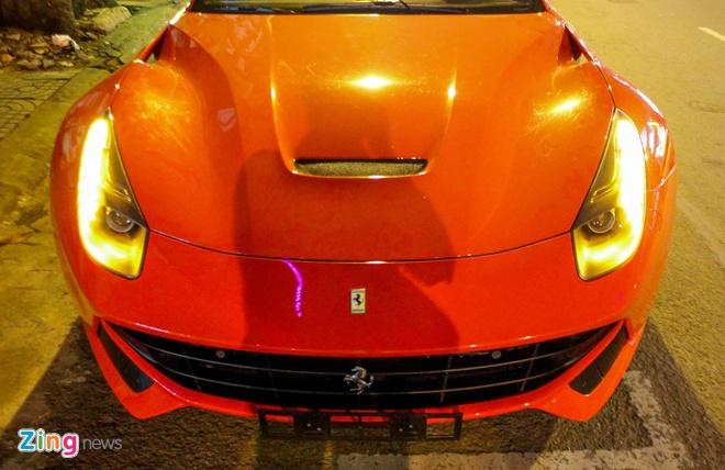 sieu xe Ferrari F12 ve Viet Nam anh 4
