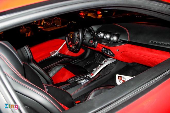 sieu xe Ferrari F12 ve Viet Nam anh 6