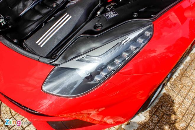 sieu xe Ferrari F12 ve Viet Nam anh 8