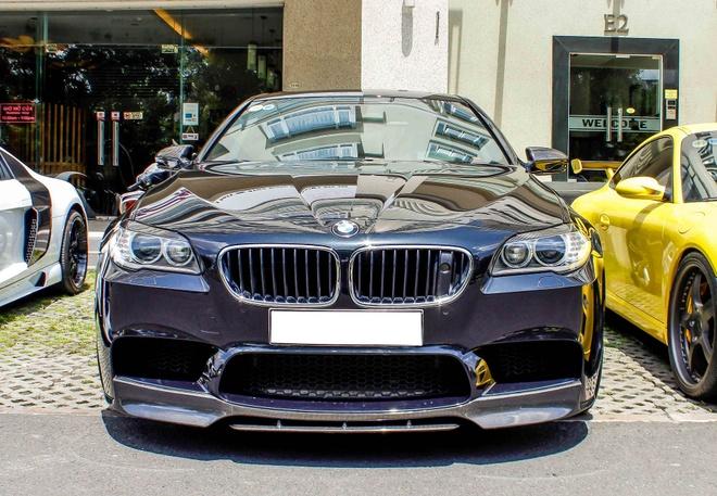 BMW M5 doi moi do 3D Design o Sai Gon hinh anh
