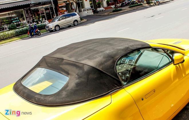Xe the thao hang hiem Aston Martin Vantage tai Sai Gon hinh anh 5