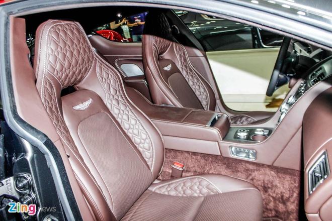 Aston Martin Rapide S tai Sai Gon anh 6