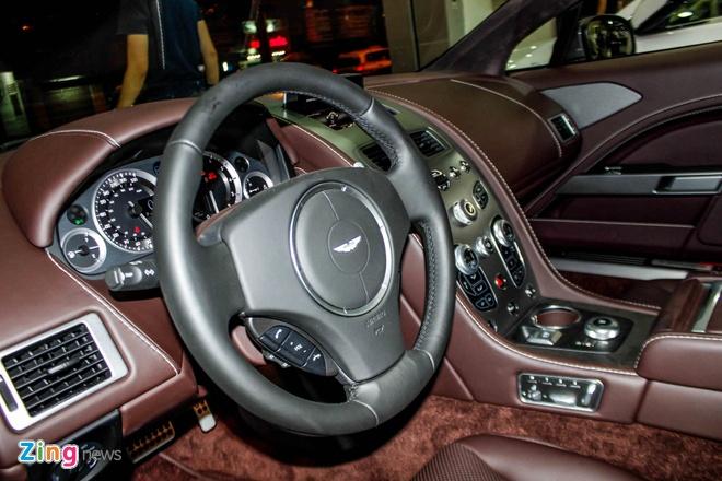 Aston Martin Rapide S tai Sai Gon anh 12