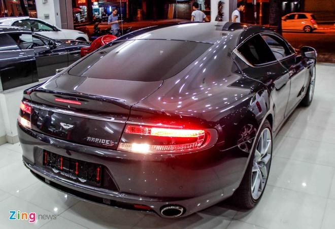 Aston Martin Rapide S tai Sai Gon anh 2