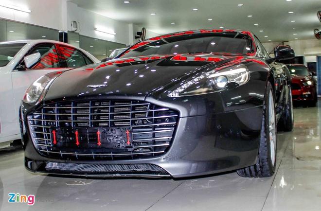 Aston Martin Rapide S tai Sai Gon anh 3