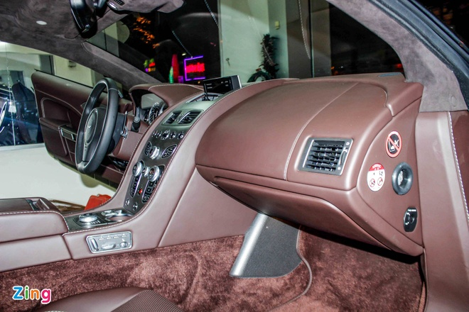 Aston Martin Rapide S tai Sai Gon anh 5